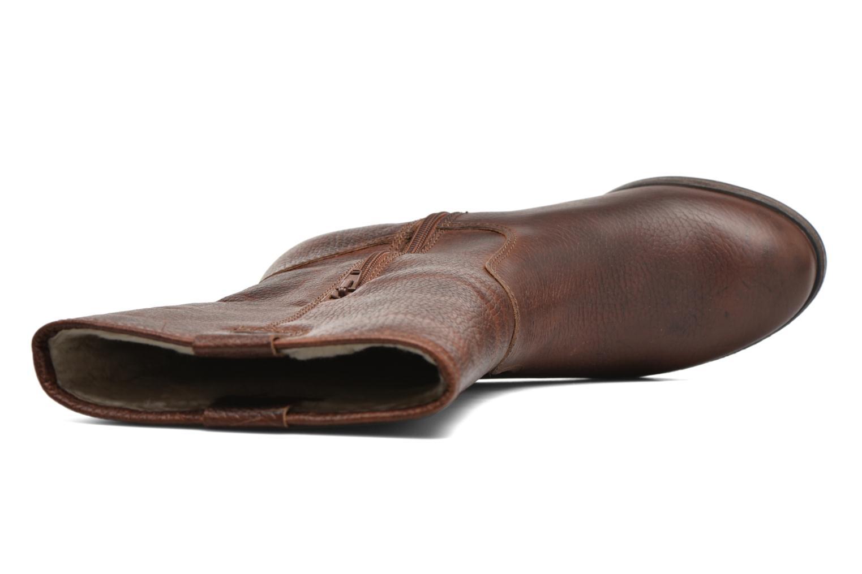 Bottines et boots Bullboxer Durva Marron vue gauche