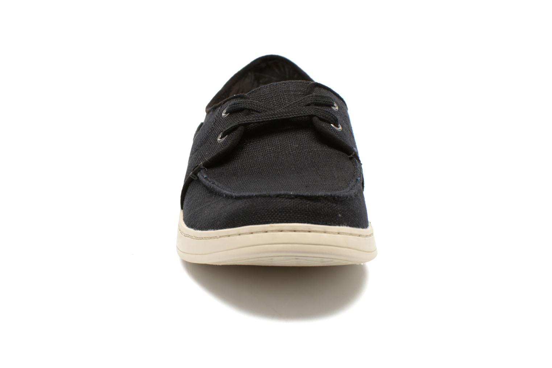 Schnürschuhe TOMS Culver Lace Up schwarz schuhe getragen