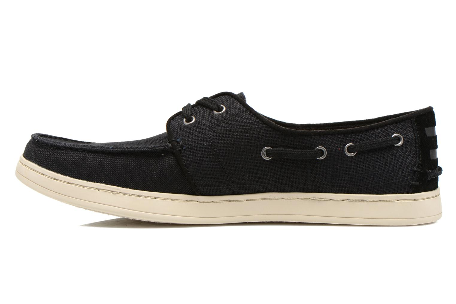 Zapatos con cordones TOMS Culver Lace Up Negro vista de frente