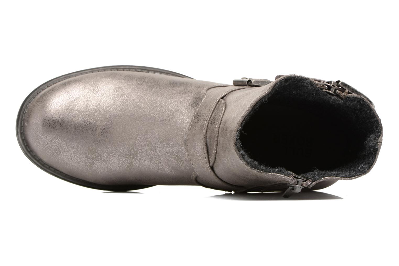 Bottines et boots Bullboxer Margota Argent vue gauche