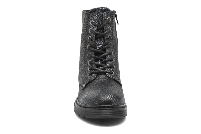 Bottines et boots Bullboxer Joanna Gris vue portées chaussures