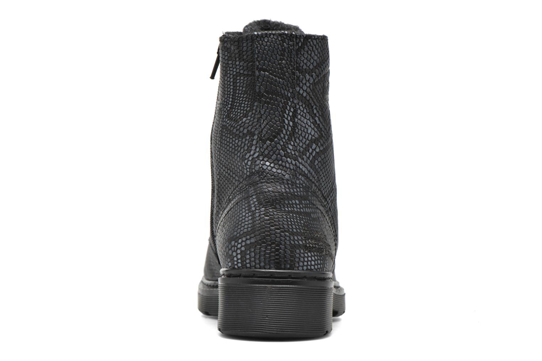 Bottines et boots Bullboxer Joanna Gris vue droite