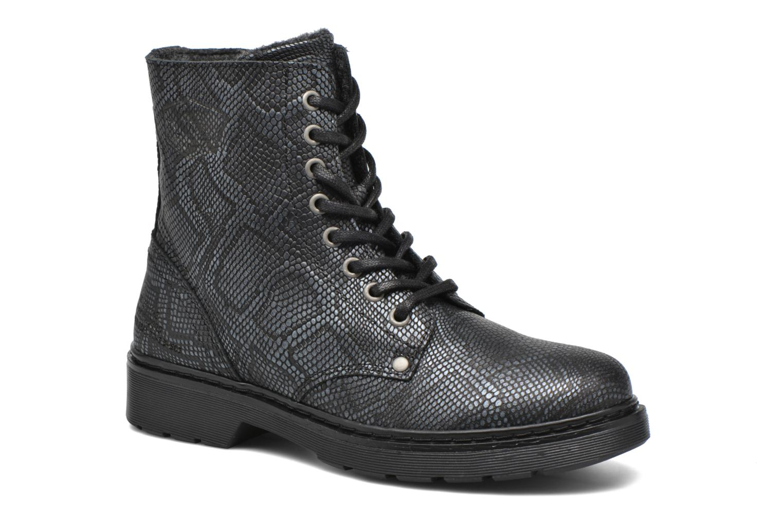 Bottines et boots Bullboxer Joanna Gris vue détail/paire