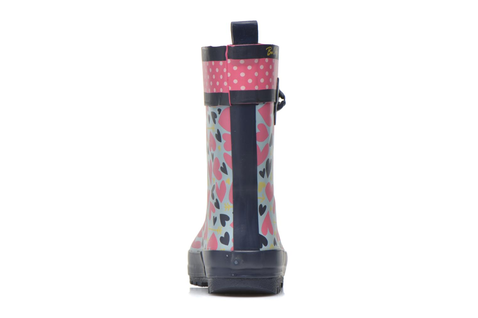 Bottes Be Only Cupidon Multicolore vue droite