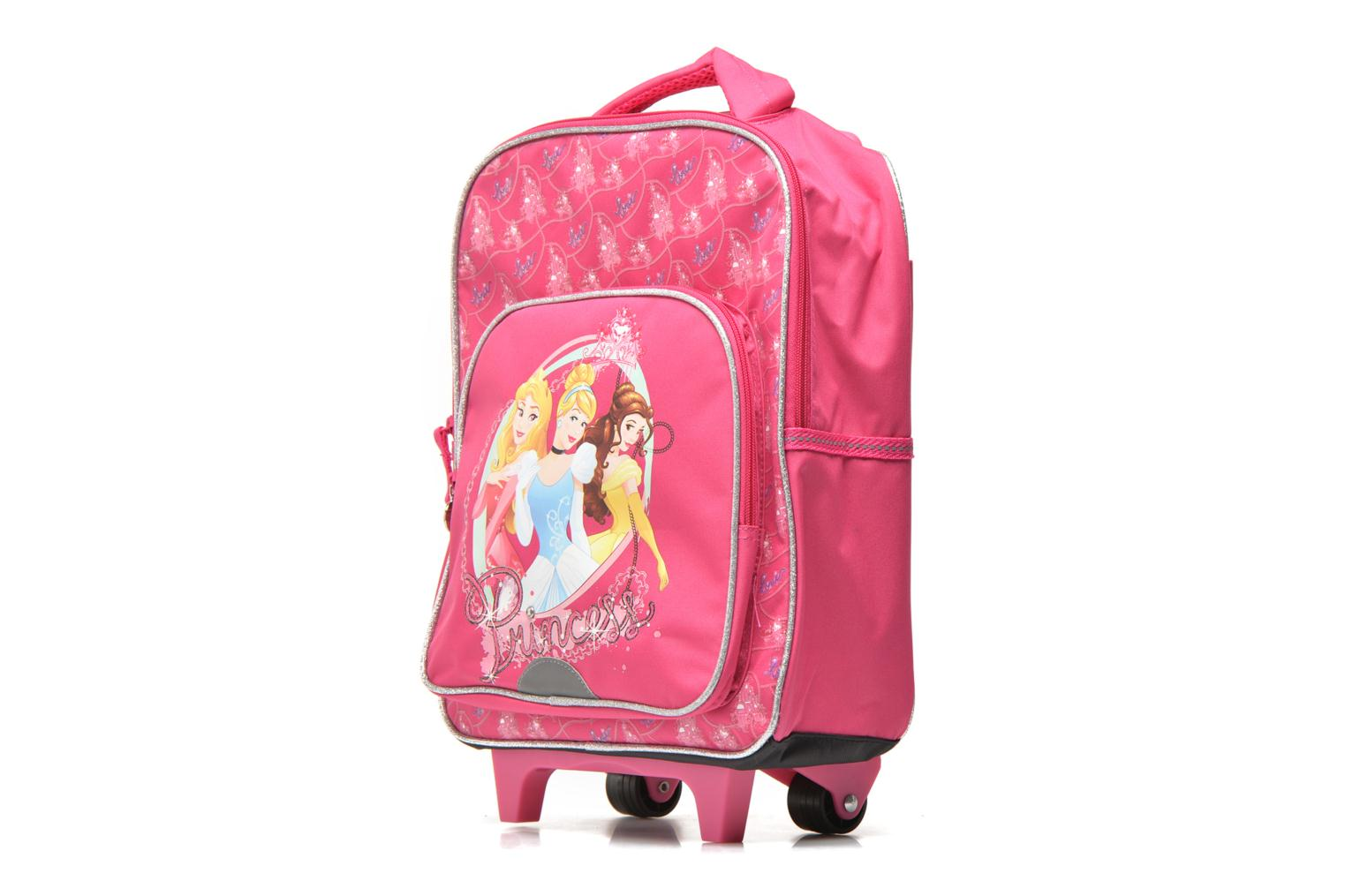 PRINCESSES - BACKPACK TROLLEY Rose
