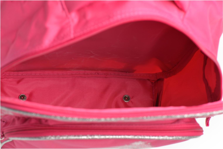 School bags Disney PRINCESSES - BACKPACK TROLLEY Pink back view