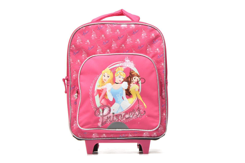 School bags Disney PRINCESSES - BACKPACK TROLLEY Pink detailed view/ Pair view