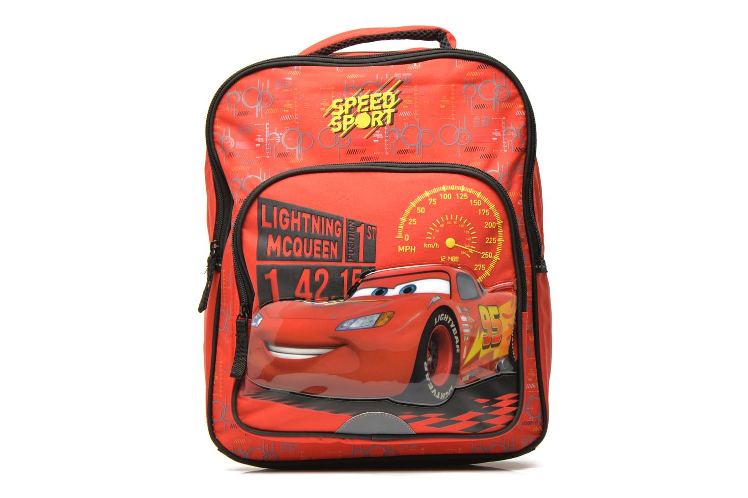 CARS - BACKPACK 35 CM Rouge