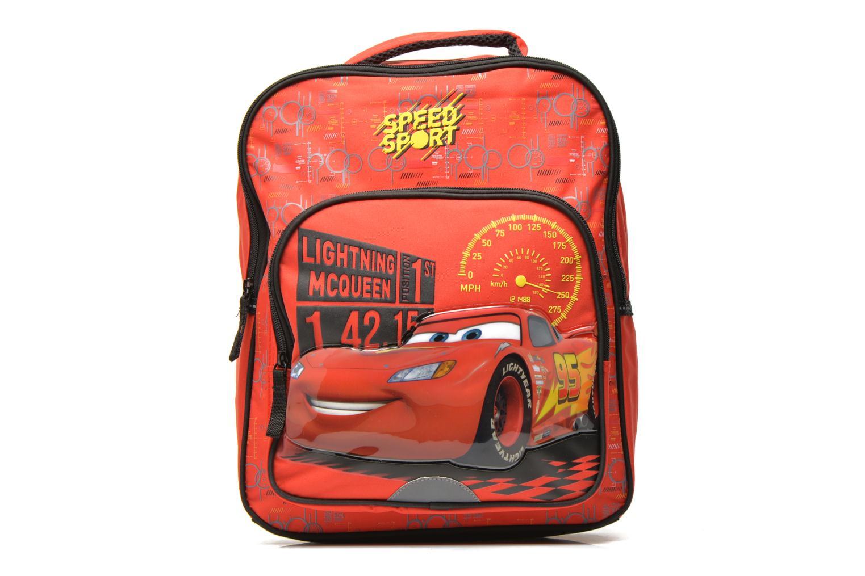 School bags Disney CARS - BACKPACK 35 CM Red detailed view/ Pair view