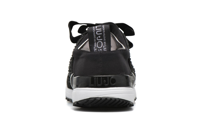 Sneaker Aura nero 22222