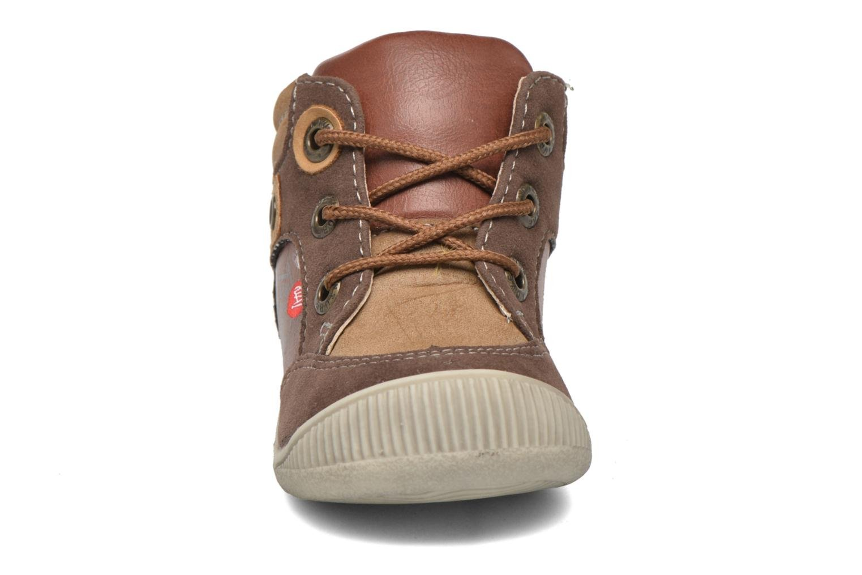Bottines et boots NA! Ack Marron vue portées chaussures