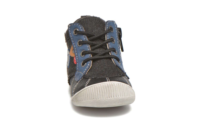 Bottines et boots NA! Ajou Noir vue portées chaussures