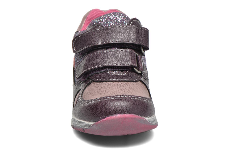 Sneaker NA! Tallis rosa schuhe getragen