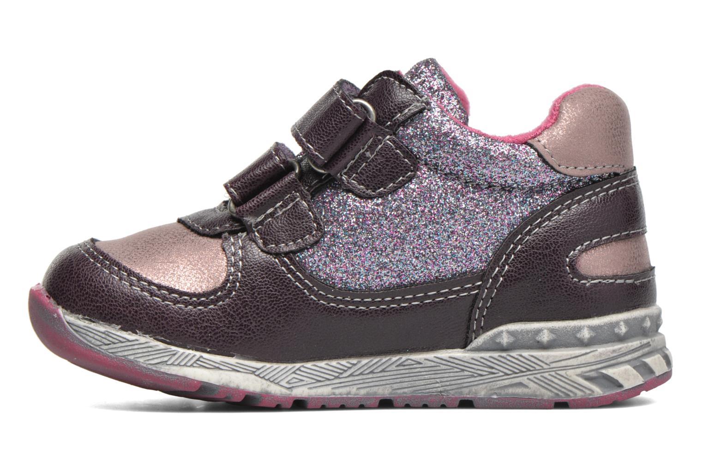 Sneaker NA! Tallis rosa ansicht von vorne