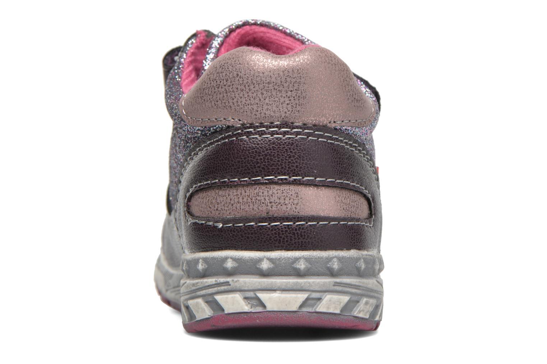 Sneaker NA! Tallis rosa ansicht von rechts