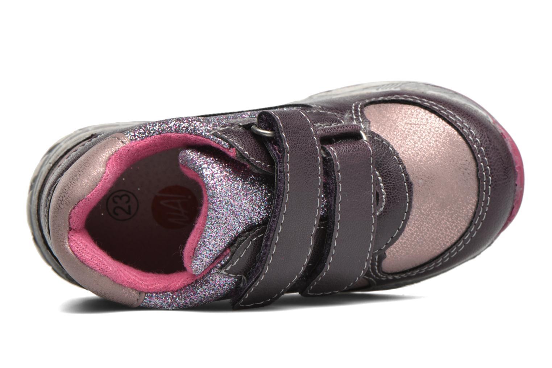 Sneaker NA! Tallis rosa ansicht von links