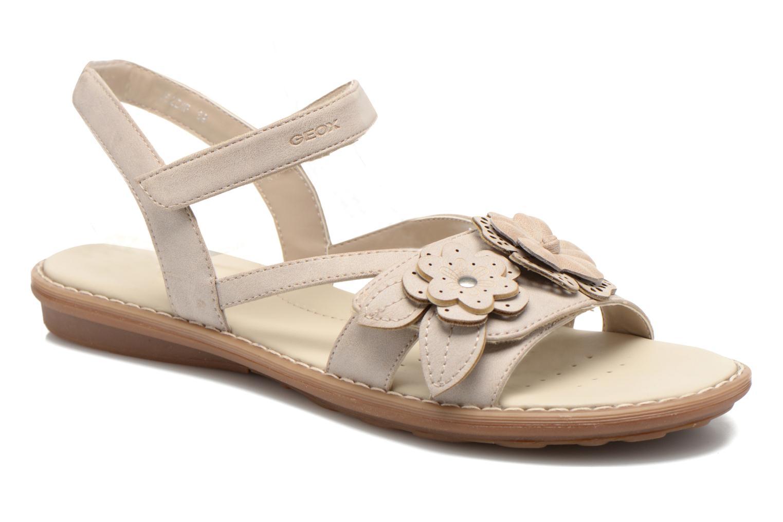 Sandali e scarpe aperte Geox JR Sandal Milk J52D1F Beige vedi dettaglio/paio