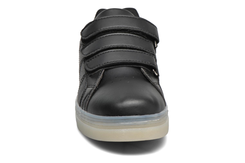 Sneaker Beppi Beps Light schwarz schuhe getragen