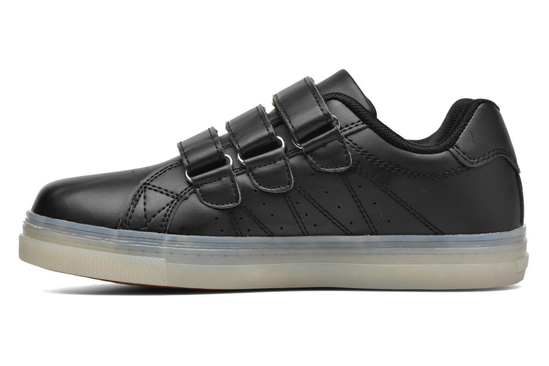 Sneaker Beppi Beps Light schwarz ansicht von vorne
