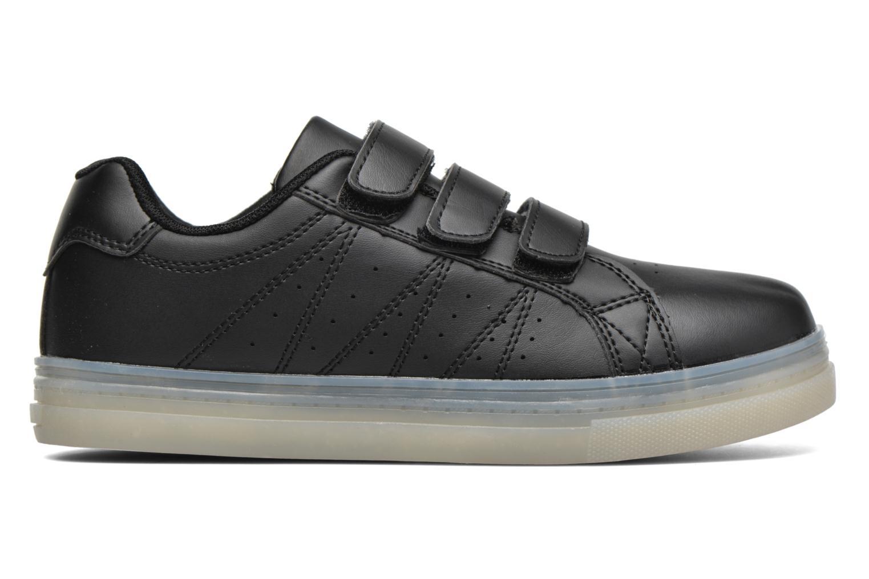 Sneaker Beppi Beps Light schwarz ansicht von hinten