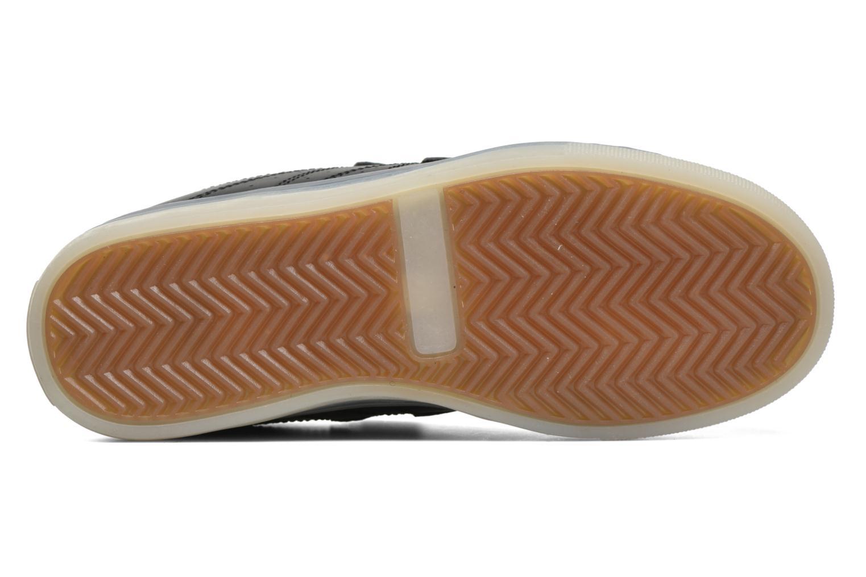 Sneaker Beppi Beps Light schwarz ansicht von oben