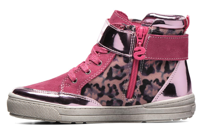 Sneaker Desigual Rask rosa ansicht von vorne