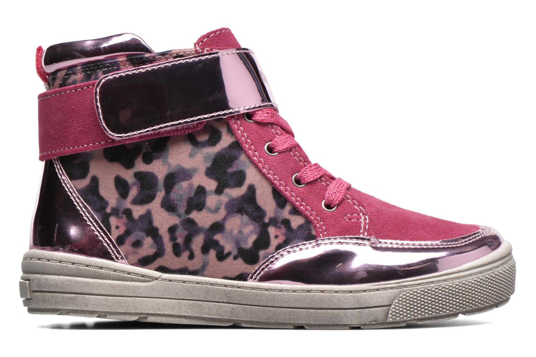 Sneaker Desigual Rask rosa ansicht von hinten