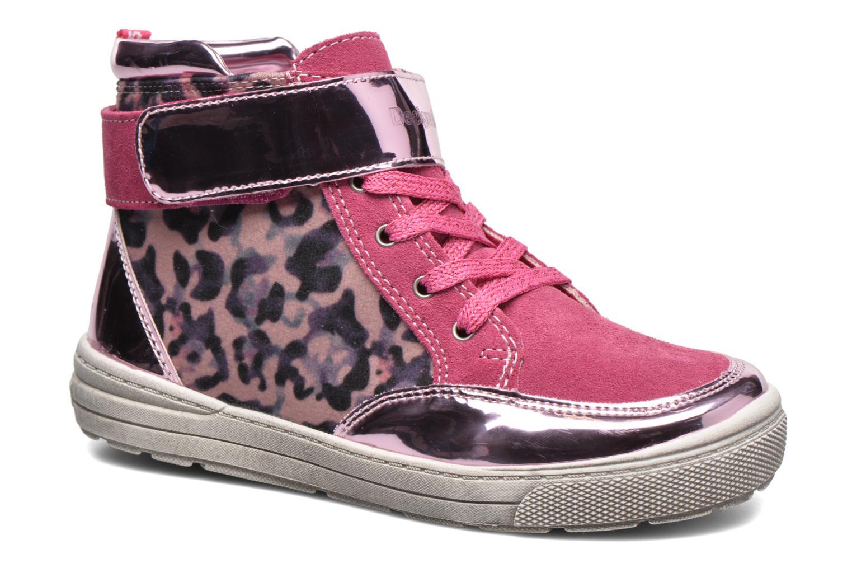 Sneaker Desigual Rask rosa detaillierte ansicht/modell