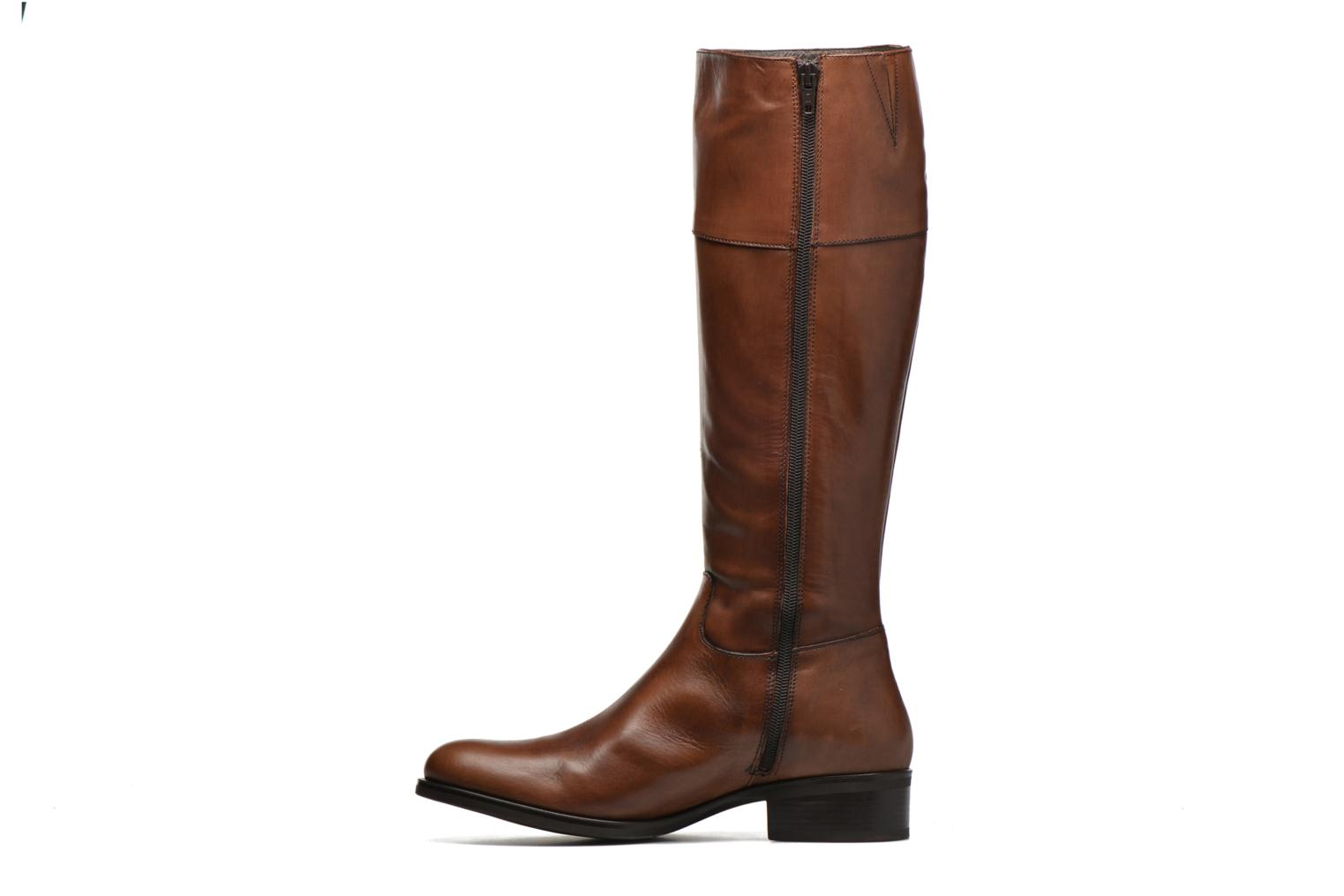 Boots & wellies Georgia Rose Abert Brown front view