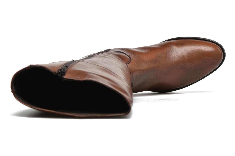 Stiefel Georgia Rose Abert braun ansicht von links