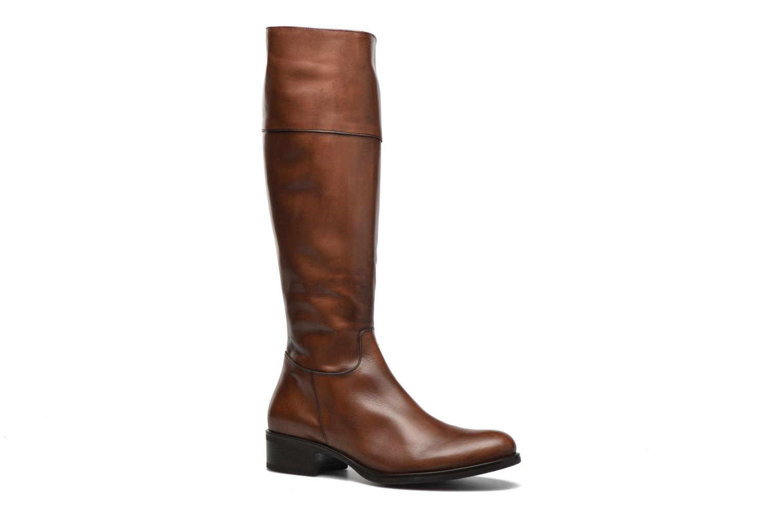 Boots & wellies Georgia Rose Abert Brown detailed view/ Pair view