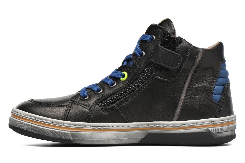 Sneaker Romagnoli Falco schwarz ansicht von vorne