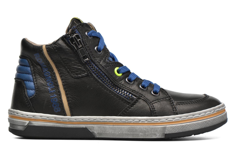 Sneaker Romagnoli Falco schwarz ansicht von hinten