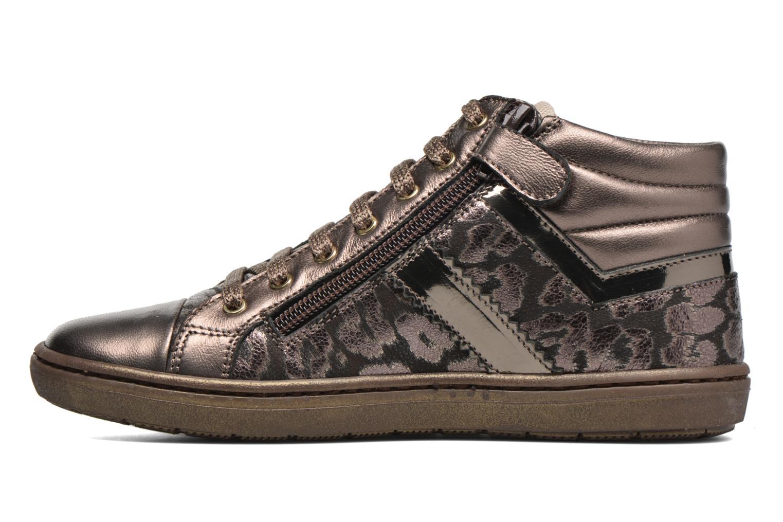 Sneaker Romagnoli Lorena gold/bronze ansicht von vorne