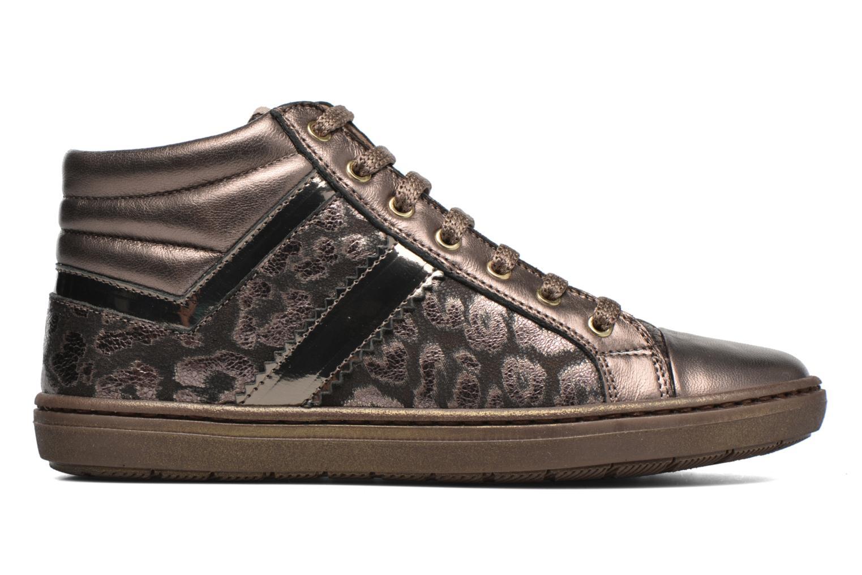 Sneaker Romagnoli Lorena gold/bronze ansicht von hinten