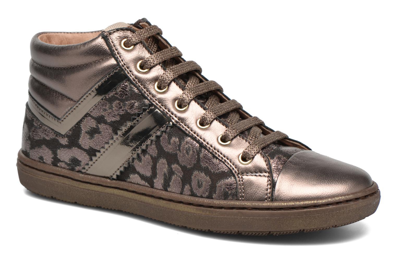 Sneaker Romagnoli Lorena gold/bronze detaillierte ansicht/modell