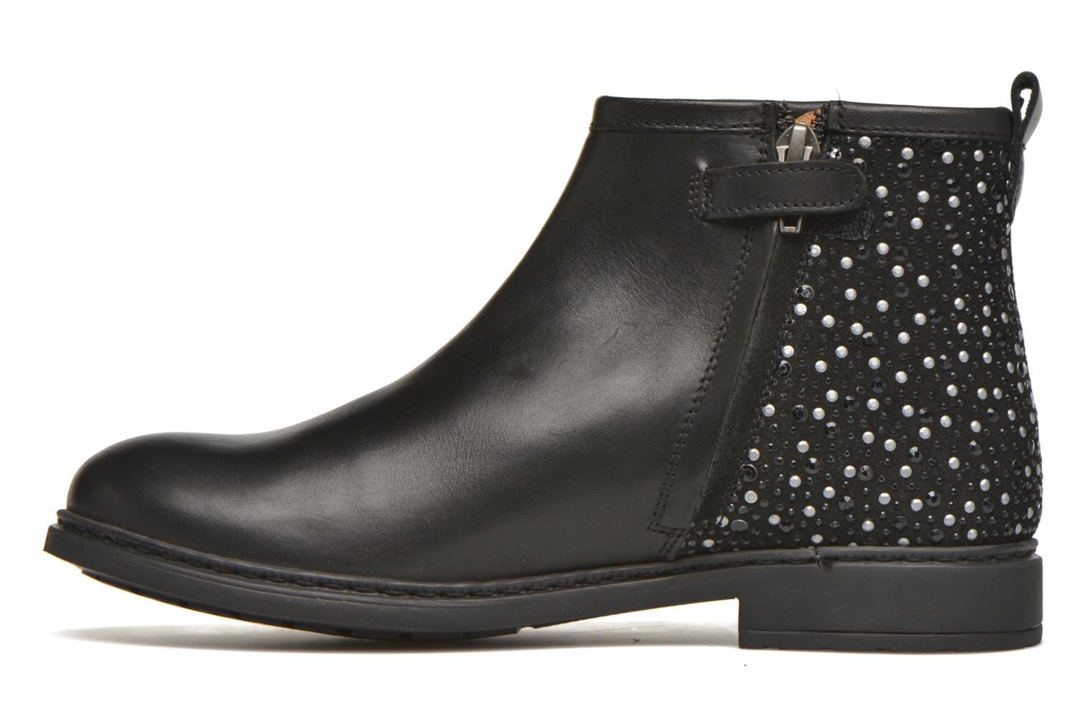 Ankle boots Shwik Picpus Back Stain Black front view