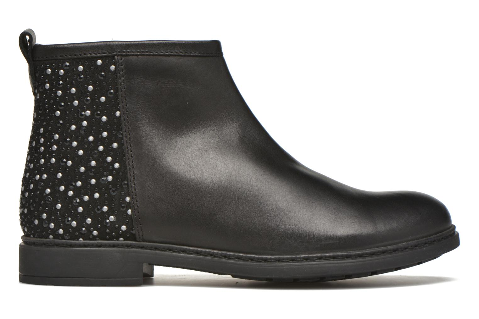 Ankle boots Shwik Picpus Back Stain Black back view
