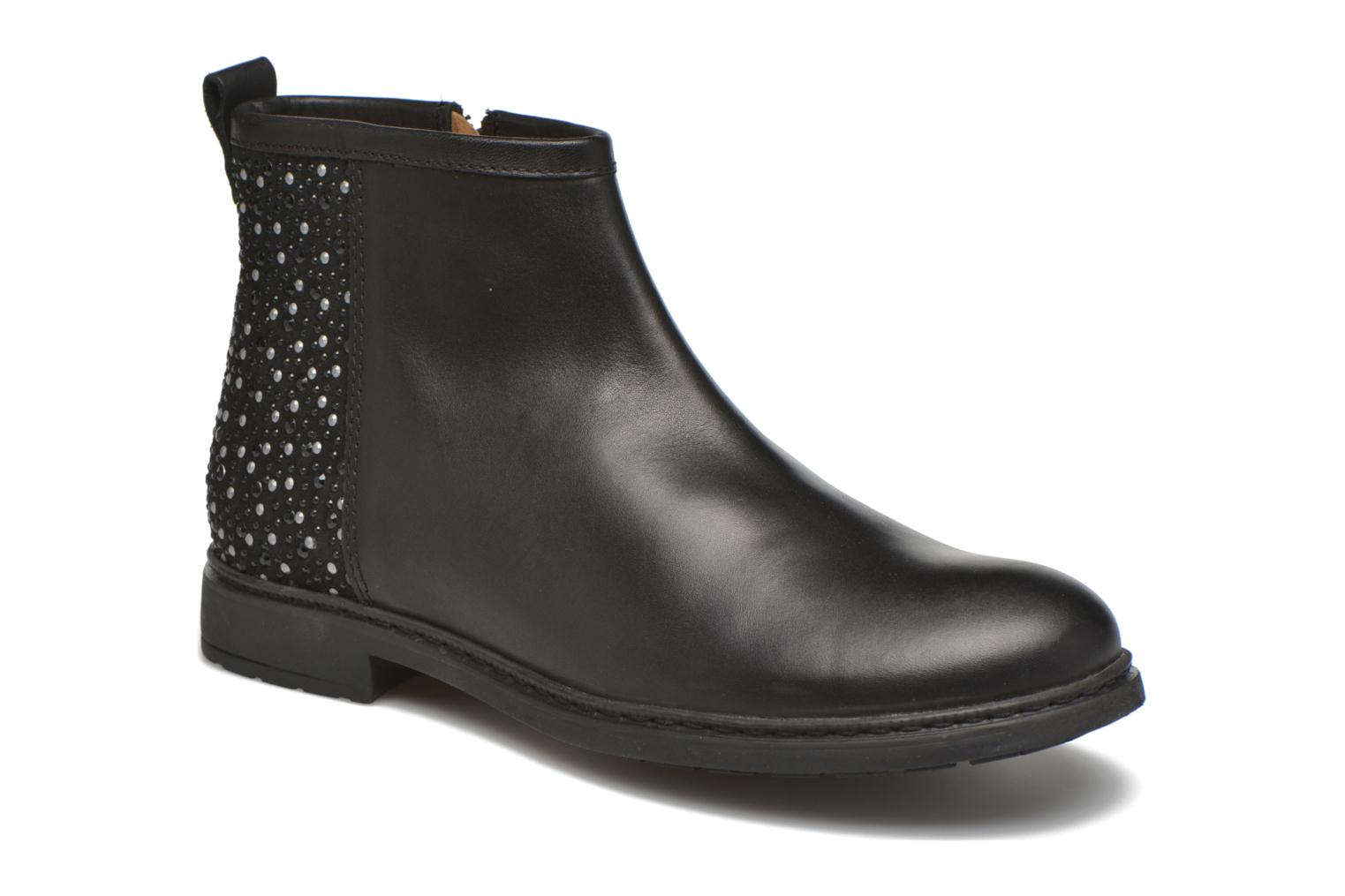 Ankle boots Shwik Picpus Back Stain Black detailed view/ Pair view