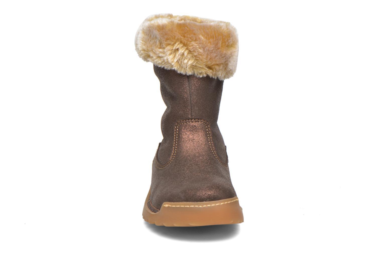 Stiefeletten & Boots Art A630 Sky Line braun schuhe getragen