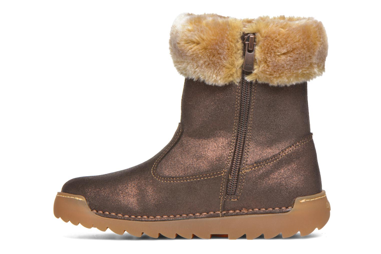 Stiefeletten & Boots Art A630 Sky Line braun ansicht von vorne
