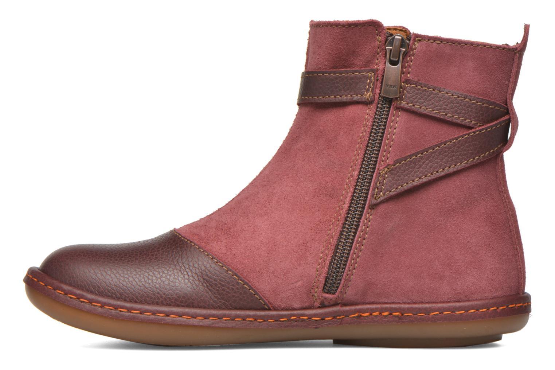 Bottines et boots Art A662 Kio Rouge vue face
