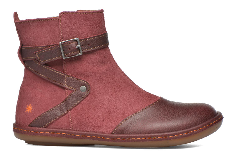 Bottines et boots Art A662 Kio Rouge vue derrière