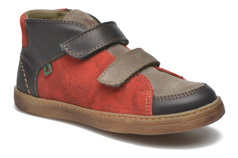 Sneaker El Naturalista E056 Kepina rot detaillierte ansicht/modell