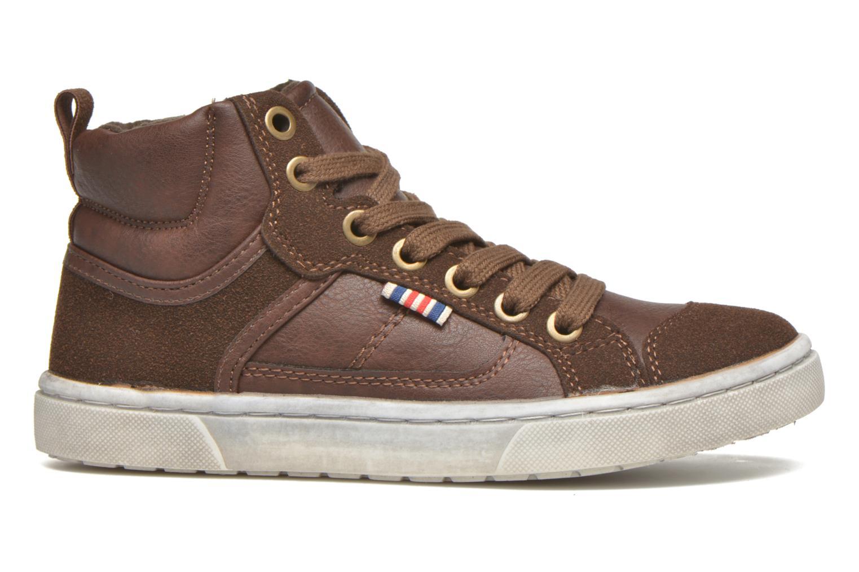 Baskets I Love Shoes xEPHRE Marron vue derrière