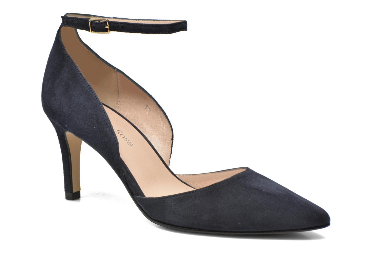 High heels Georgia Rose Ficelet Blue detailed view/ Pair view
