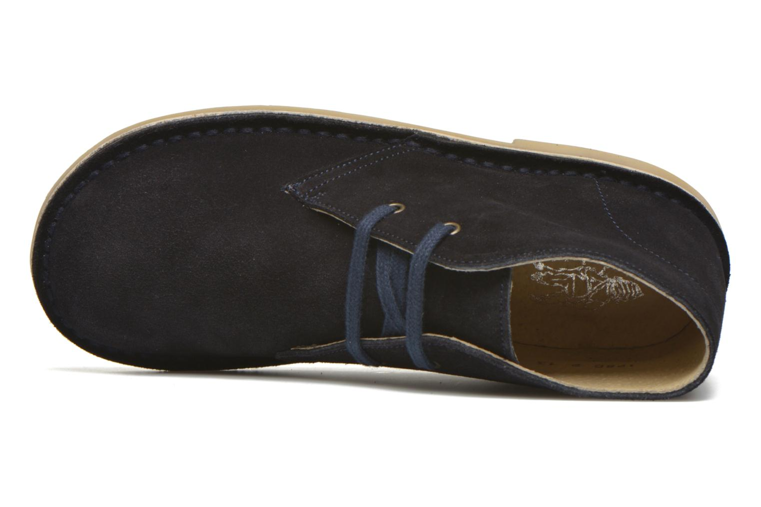 Colorado II Dark Navy Suede
