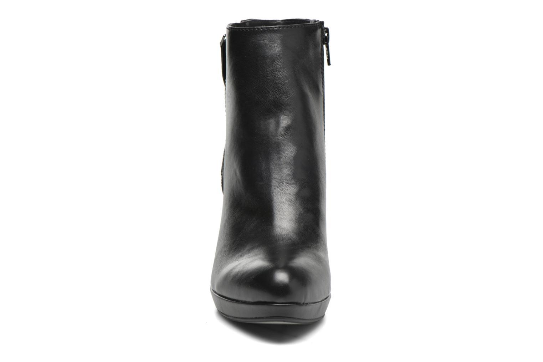 Stiefeletten & Boots Bugatti Haven Bootie schwarz schuhe getragen