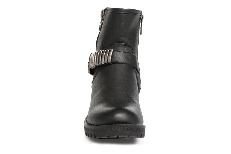 Stiefeletten & Boots Refresh Marion-62163 schwarz schuhe getragen