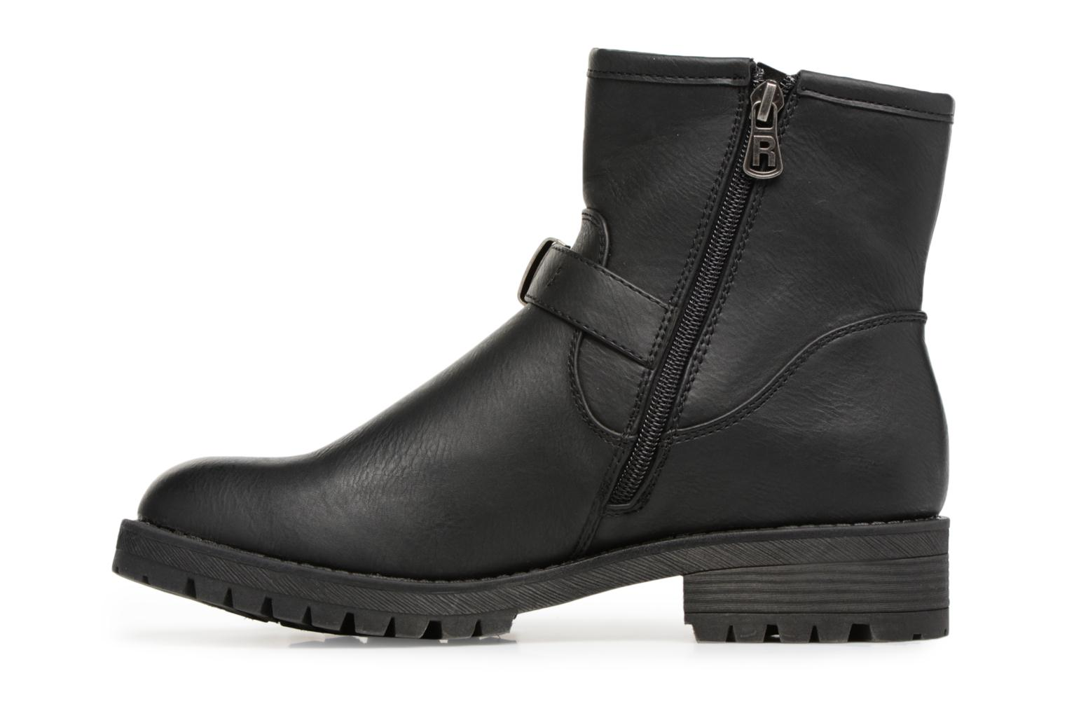 Ankle boots Refresh Marion-62163 Black front view